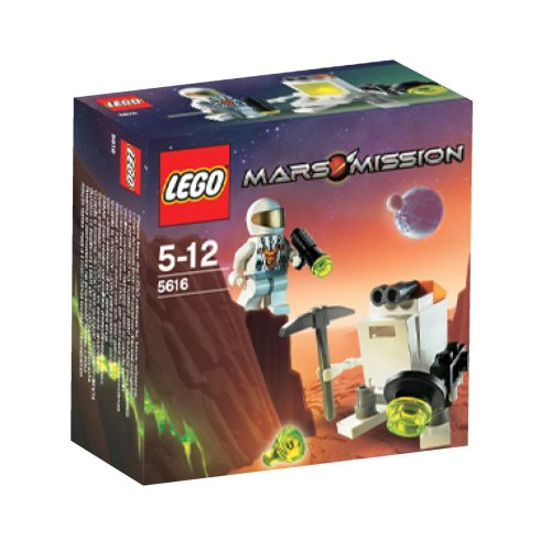 Lego Mars Mission Exclusive Mini Figure Set #5616 Mini Robot  available at amazon for Rs.2477