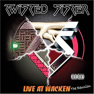 Twisted Sister: Live at Wacken - The Reunion [DVD] [2005] [Region 1] [US Import] [NTSC]