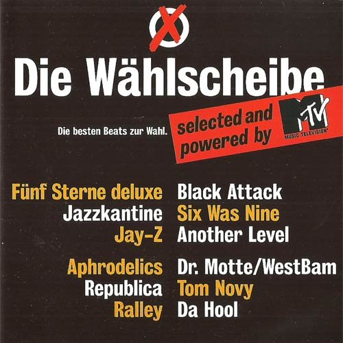 Sterne Supreme (Beats (CD Compilation, 16 Tracks, Various, Diverse Artists, Künstler) Aphrodelics - Rollin On Chrome / Kaylab - Supreme / Black Attack - Dirty Money / Paradise Now! - Speaking In Tongues / Fünf Sterne Deluxe - Willst Du Mit Mir Gehn? u.a.)