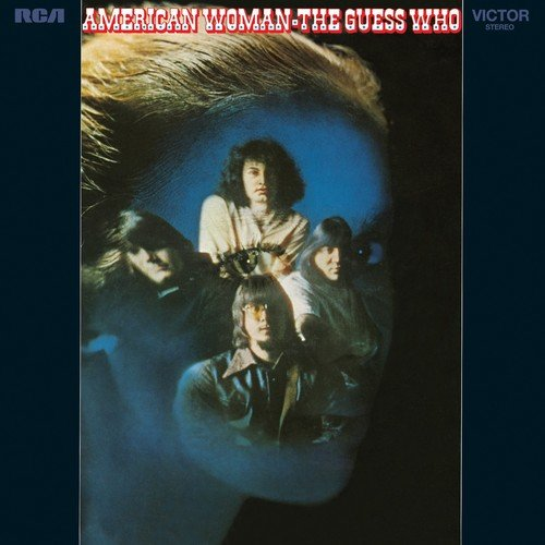 Guess Who: American Woman (Audio CD)