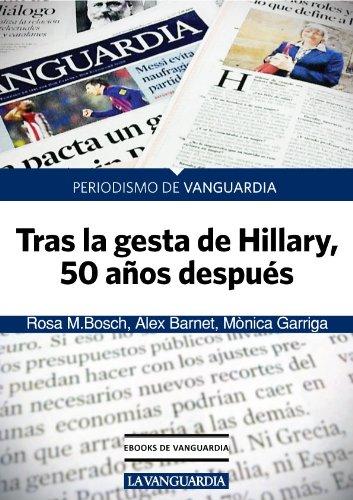 Archivos PDF para descargar libros electrónicos gratis Tras la gesta de Hillary, 50 años después B006FRRE0G in Spanish PDF PDB