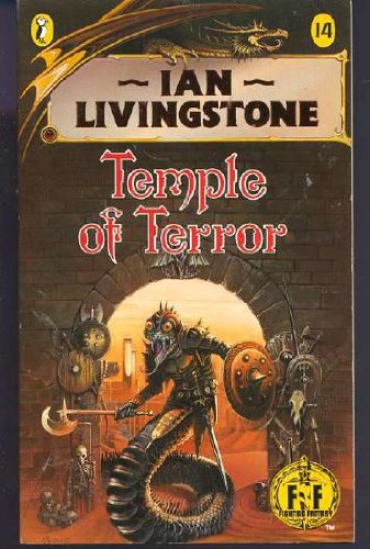 Ian Livingstone's temple of terror
