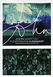 John Martyn - the Apprentice in Concert (With Dave Gilmour) [Import italien]