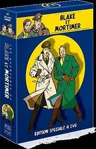 Coffret Blake et Mortimer 4 DVD [Édition Spéciale]
