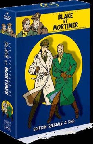 Coffret Blake et Mortimer