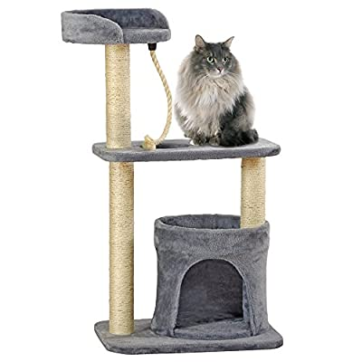 Large Cats Tree Tower / Scratching Post / Scratcher -