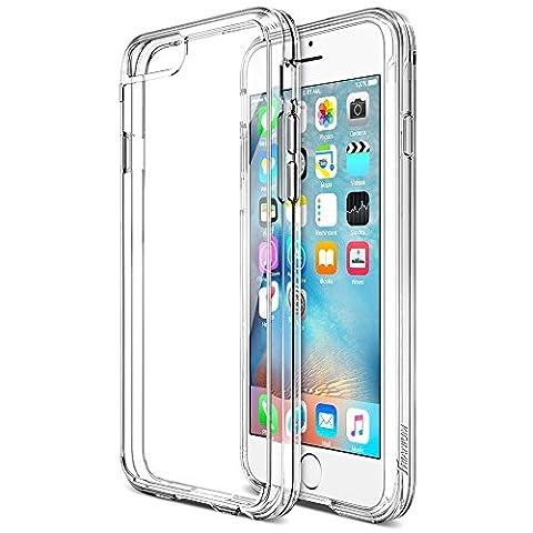 Coque iPhone 6 Plus / 6S Plus, iVoler [ ULTRA TRANSPARENTE SILICONE EN GEL TPU SOUPLE ] Housse Etui Coque de Protection avec Absorption de Choc et Anti-Scratch pour iPhone 6 Plus / 6S Plus 5.5''