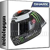 MOTOTOPGUN Shark he8420drs Casque Moto Intégral Race-R Pro GP Lorenzo TG S