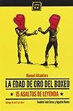 La Edad De Oro Del Boxeo (Varios)