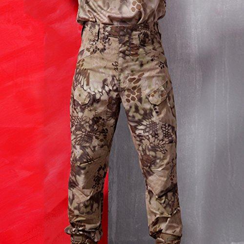 Archon Pantaloni ix7Tactical Pantaloni Battaglia sciopero uniforme Pantaloni Assault campeggio