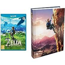 The Legend Of Zelda: Breath Of The Wild + Guía oficial completa - Edición coleccionista