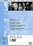 Collection RKO Polar 5 DVD : Soupçons / L'Enigme du Chicago express / Un si doux visage / Voyage au pays de la peur / DVD Bonus