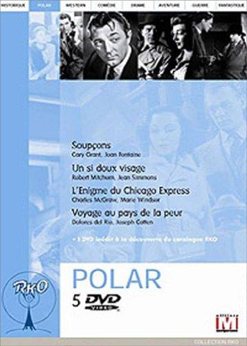 collection-rko-polar-5-dvd-soupcons-lenigme-du-chicago-express-un-si-doux-visage-voyage-au-pays-de-l