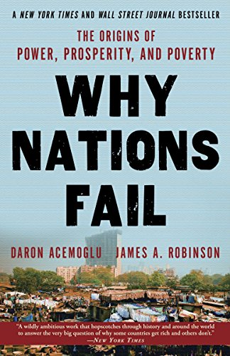 Why Nations Fail (Crown Books)