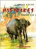 Histoires comme ça (Sélectionné Plan lecture) - Delagrave - 04/06/1991