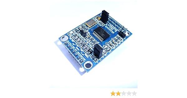 Ultraschall Entfernungsmesser Schaltplan : Deok ad9851 dds signalgenerator modul mit schaltplan: amazon.de