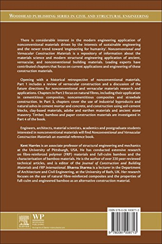 Nonconventional and Vernacular Construction Materials: Characterisation, Properties and Applications (Woodhead Publishing Series in Civil and Structural Engineering)