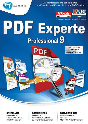 PDF Experte 9 Professional [Download]