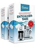 Entkalker Tabletten 90x Entkalkungstabletten für Kaffeevollautomat Entkalkertabs - vielseitig einsetzbar für Kaffeemaschine Wasserkocher Kaffeepadmaschine