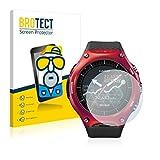 2x BROTECT Matt Displayschutz Schutzfolie für Casio WSD-F10 Smart Outdoor Watch (matt - entspiegelt, kratzfest, schmutzabweisend)
