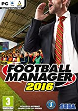 Football Manager 16 (PC Cd) [Importación Inglesa]