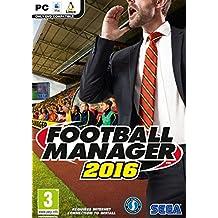 Football Manager 16 (PC Cd) [Importación Inglesa]