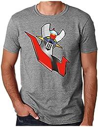 35mm - Camiseta Hombre Mazinger Z-Retro 737a3bf6030