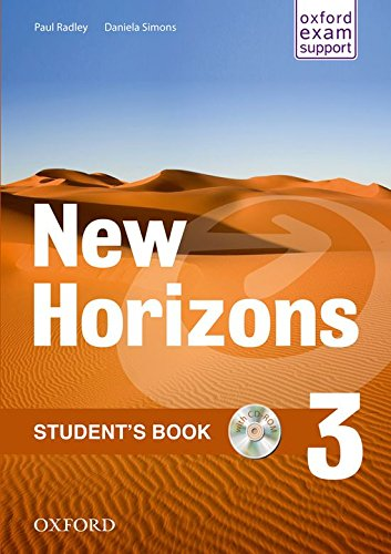 New Horizons 3 Student's Book Pack