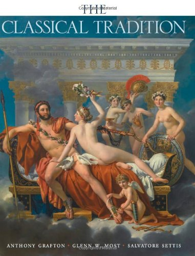 Classical Tradition (Harvard University Press Reference Library)