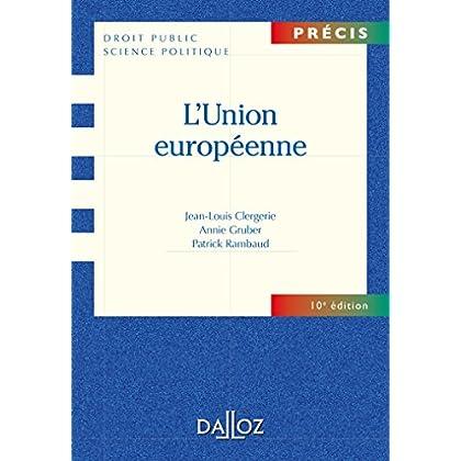 L'Union européenne - 10e éd.