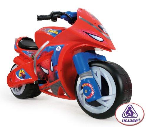 INJUSA R56 Moto Wind Spiderman