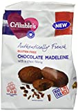 Mrs Crimbles Authentically French Chocolate Filling Madeleines 170 g (Pack of 6)