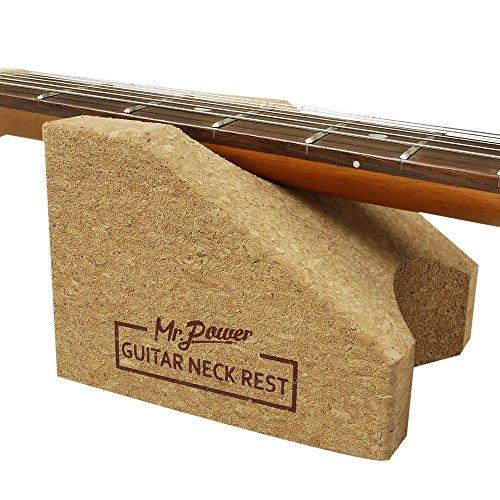 Mr. POWER Gitarre Hals Rest Nackenkissen Saite Instrument Hals Unterstützung Gitarrenbau-Werkzeug