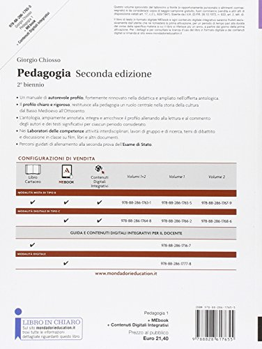Pedagogia. Per i Licei. Con e-book. Con espansione online: 1