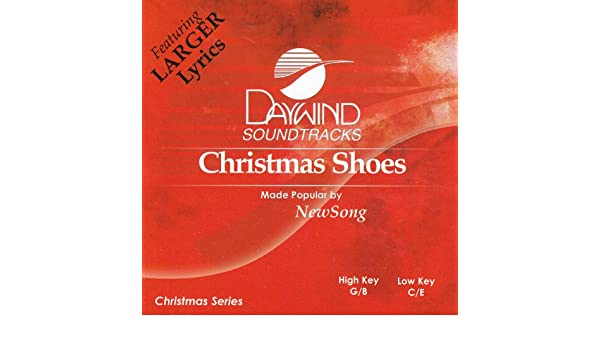 Christmas Shoes Lyrics.Christmas Shoes Accompaniment Performance Track Amazon Co