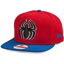 Marvel Spider-Man Quarter Sub 9Fifty Snapback Gorra De Béisbol