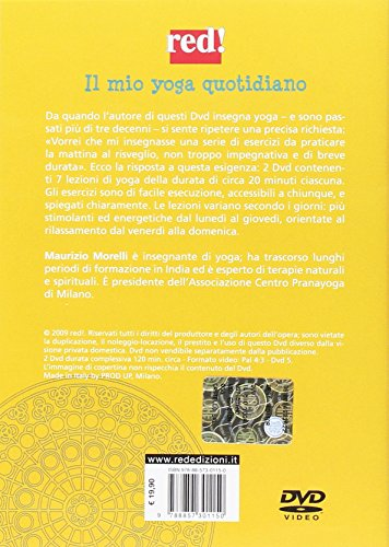 Zoom IMG-1 il mio yoga quotidiano 7