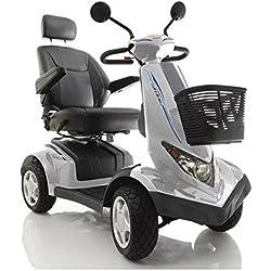 Ardea–Scooter eléctrico–Aviator
