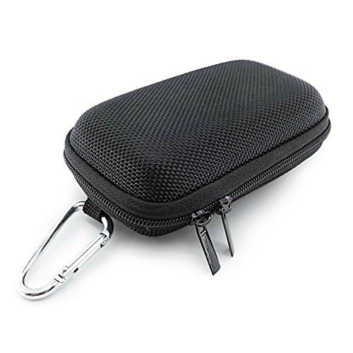 JHGJ Rectangle-Shaped Hard EVA Case with Climbing Carabiner for Plantronics M165 Marque 2 Ultralight Wireless Bluetooth Headset / Plantronics M70 Bluetooth Headset  available at amazon for Rs.1179