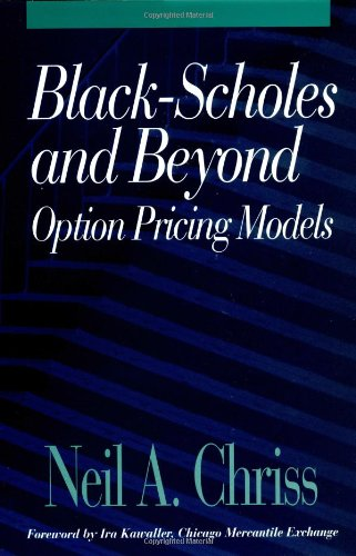 Black Scholes and Beyond: Option Pricing Models
