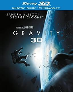Gravity [Blu-ray 3D + Blu-ray] [2013] [Region Free] (B00DY64A3U) | Amazon price tracker / tracking, Amazon price history charts, Amazon price watches, Amazon price drop alerts