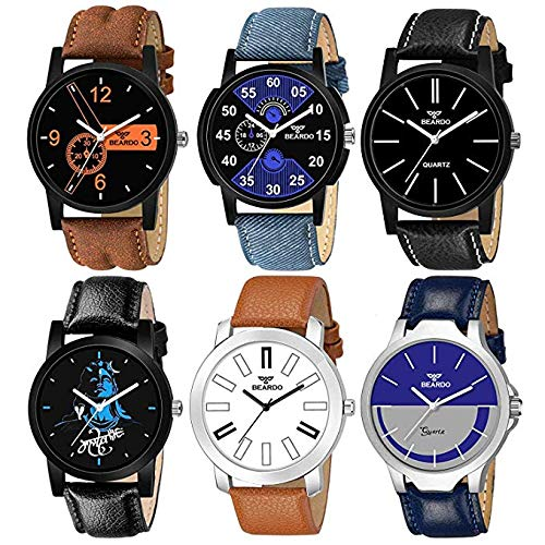 TIMESOON Dazon Analogue Arrow Silicon Men's Watch