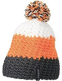 MYRTLE BEACH - Bonnet crocheté à pompon - 3 couleurs - MB7940 - mixte homme / femme