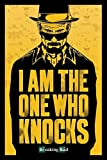"""Pyramid International """"I Am the One Who Knocks Breaking Bad"""" Maxi Poster, Multi-Colour, 61 x 91.5 x 1.3 cm"""