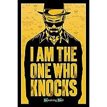 Grupo Erik Editores   Poster Breaking Bad- I Am The One Who Knocks