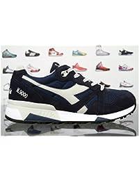 Chaussures De Sport Equipe Bleu Clair Diadora YUaBu