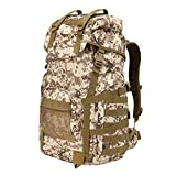 UK Outdoor Mountaineering Bag Sports Bag Oxford Cloth Camouflage Waterproof 50L Backpack