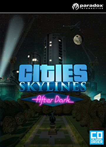 DLC Cities: Skylines After Dark [PC/Mac Code - Steam]
