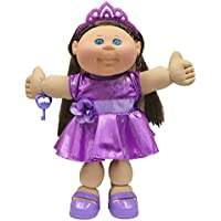 Cabbage Patch Kids 14 Kids - Brunette Hair/Blue Eye Girl (Glitz) by Cabbage Patch Kids - Brunette Girl