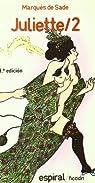 Juliette II par Sade